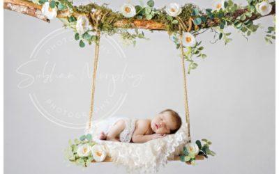 Remote shoots for newborns